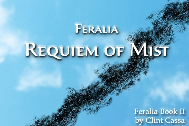 Requiem of Mist preview banner with font options copy