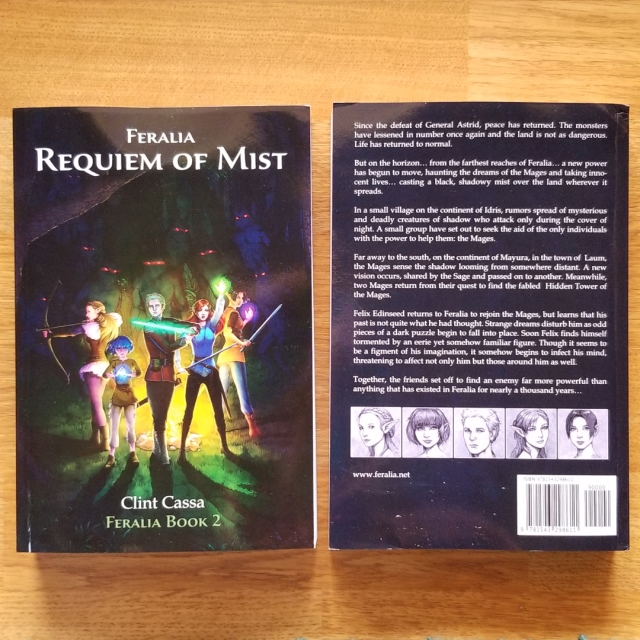 paperback front and rear