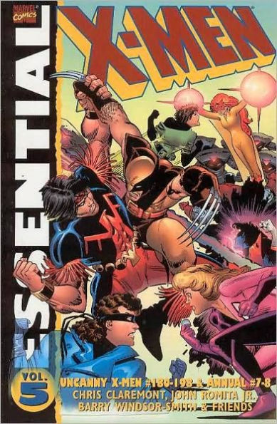 Essential X-Men vol 5