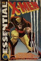 Essential X-Men vol 6 2 inch