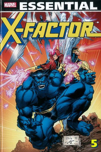 Essential X-Factor vol 5