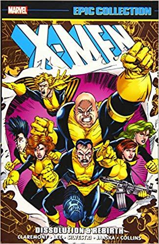 X-Men dissolution