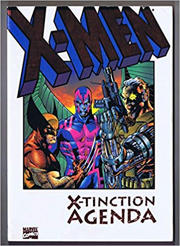 Xtinction Agenda older cover