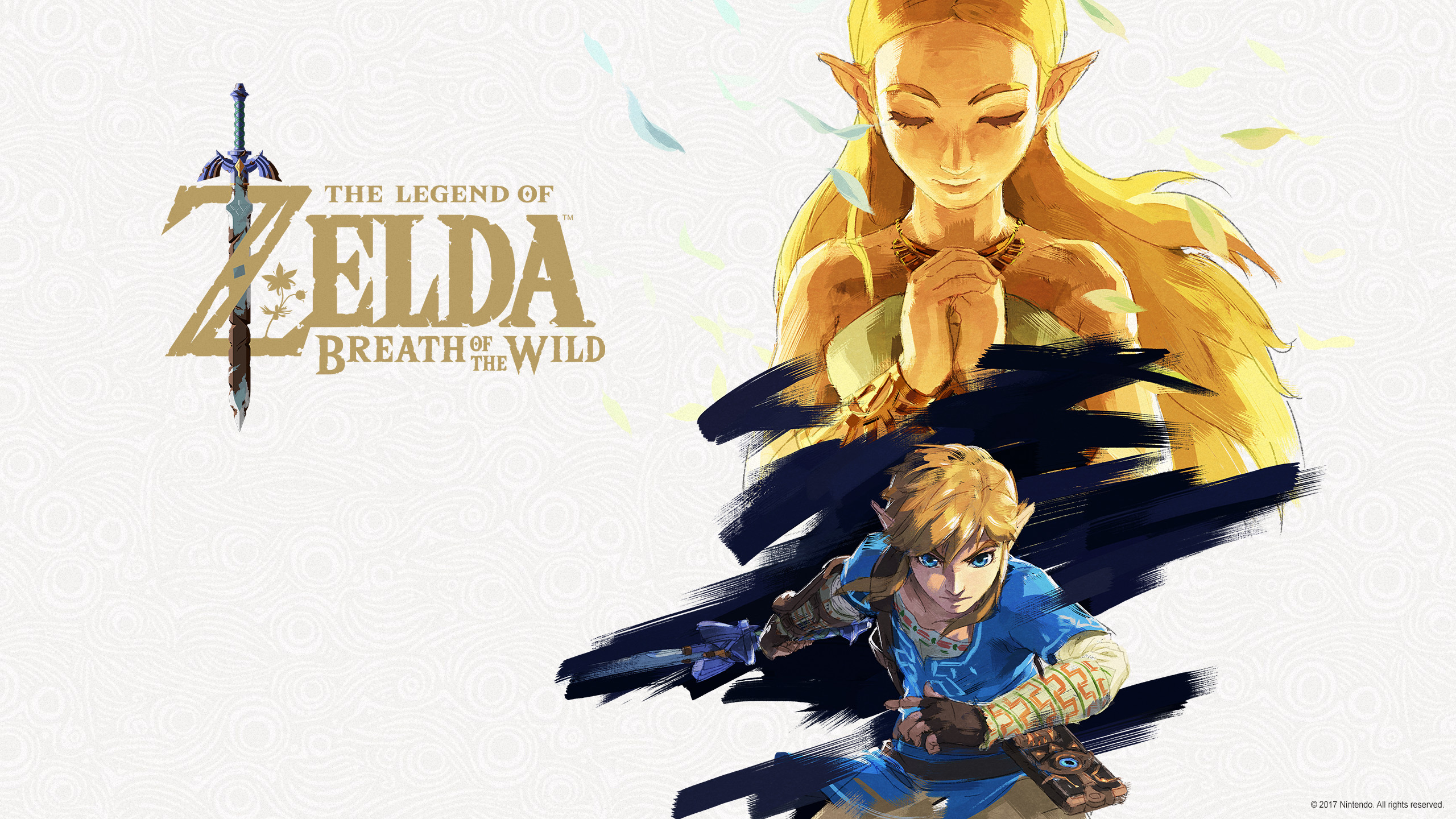 desktop-5 Link and Zelda
